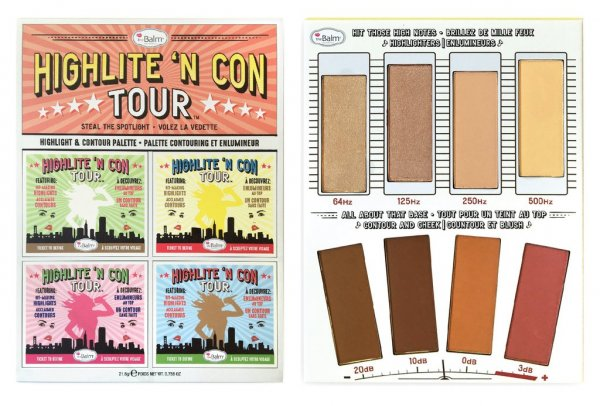 Highlite 'N Con Tour™ Highlight & Contour Palette