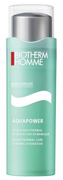 Biotherm AQUAPOWER versorgt die Haut den ganzen Tag lang mit Feuchtigkeit und wichtigen Pflegestoffen. Die Creme zieht sofort ein und hinterlässt eine geschmeidige Haut, den ganzen Tag lang. Einmal aufgetragen, ist die Haut optimal mit Feuchtigkeit versor