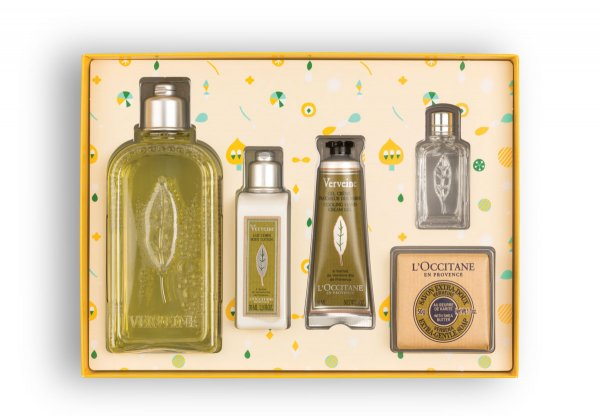 Körperpflege Geschenkbox Verbene