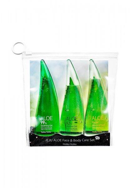 Jeju Aloe Face and Body Care Set