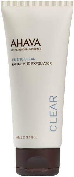 Facial Mud Exfoliator