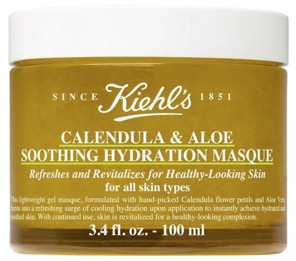 Calendula & Aloe Soothing Hydration Mask