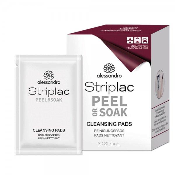 Striplac Peel or Soak Reise Reinigungstücher Set