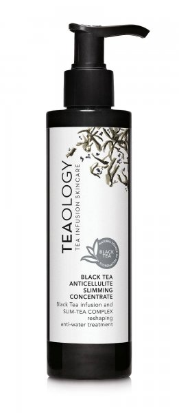 Black Tea Anticellulite Slimming Concentrate