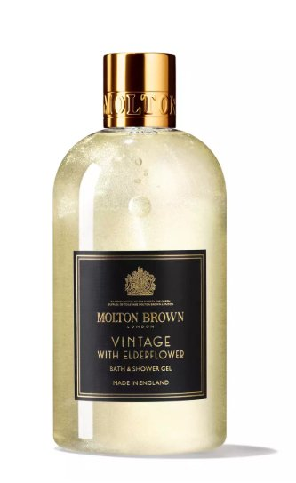 Vintage With Elderflower Body Wash