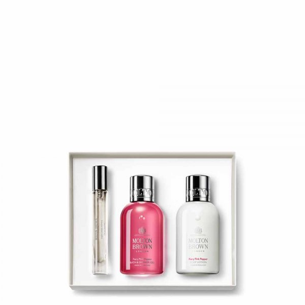 Fiery Pink Pepper Fragrance Gift Set Limited Edition