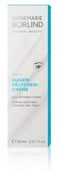 Augen-Fältchen-Creme