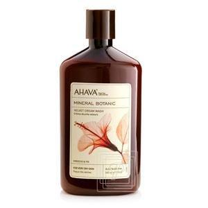 Velvet Cream Wash Hibiscus & Fig