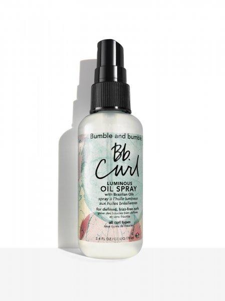 Curl Luminous Oil Spray