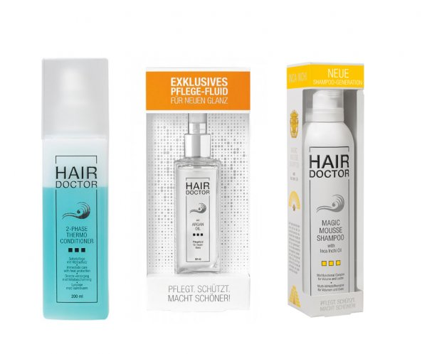 Haarpflege Geschenkset
