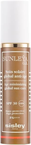 Sunleya Soin Solaire Global Anti-Âge SPF 30