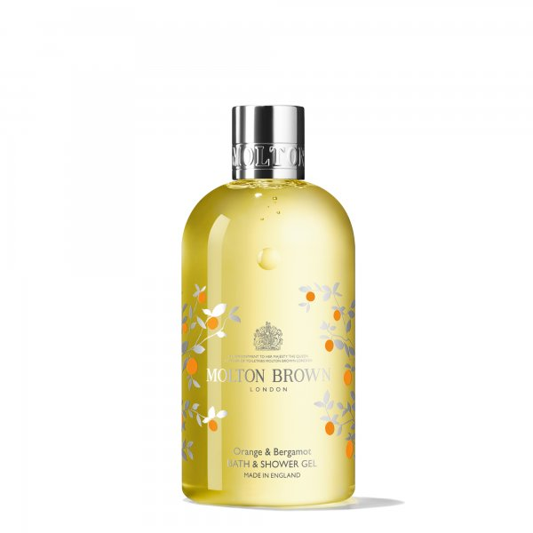 Orange & Bergamot Bath & Shower Gel Limited Edition