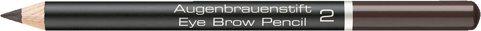 ARTDECO Augenbrauen Augenbrauenstift 1 Stck. Intensive Brown 698599
