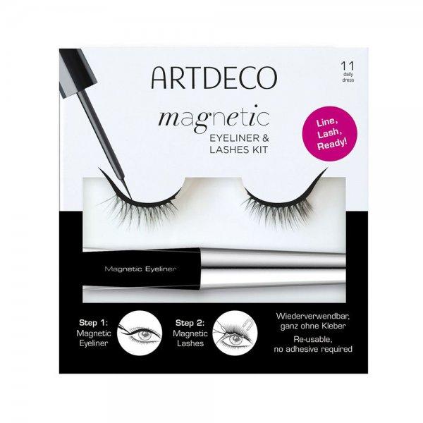 Magnetic Eyeliner & Lashes Kit 11