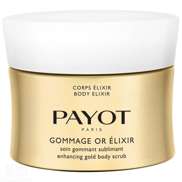 Gommage Or Èlixir