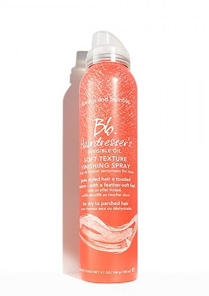 Hairdreser's Invisible Oil Soft Texture Finishing Spray