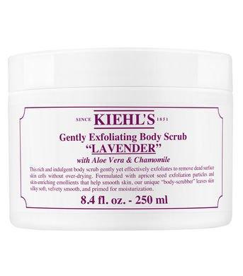 Gently Exfoliating Body Scrubs Lavender