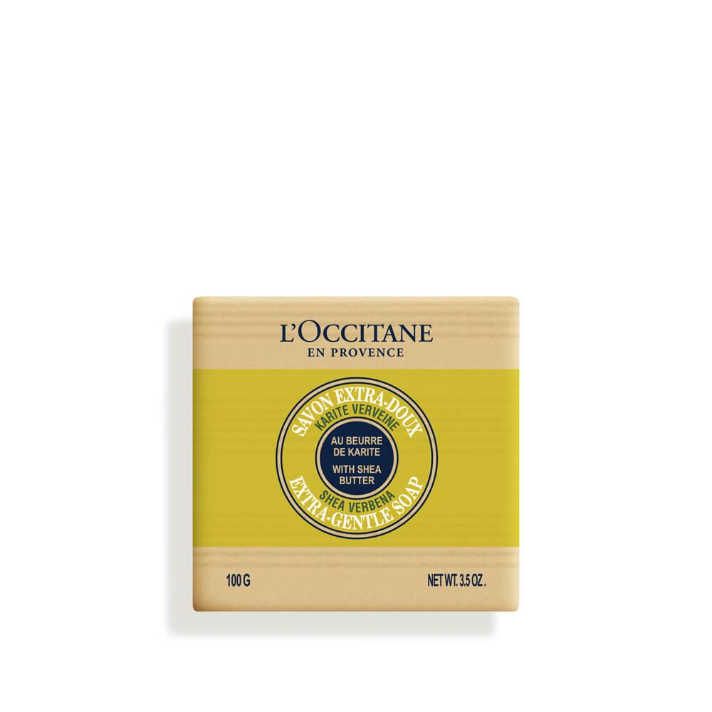 L'OCCITANE Karité Seife Zitronen-Verbene 100 g 872373