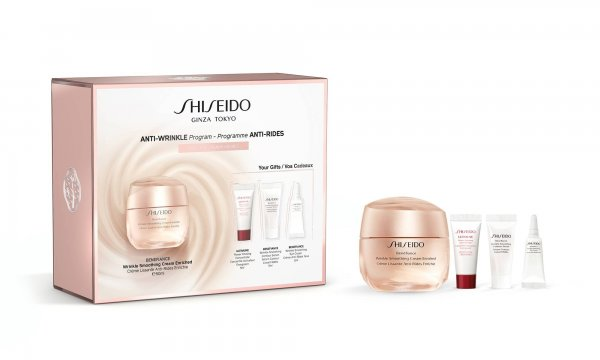 Wrinkle Smoothing Cream Enriched Kit