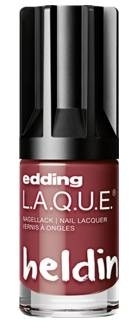edding L.A.Q.U.E. Nagellack Nail Lacquer 8 ml COZY COZY 830484