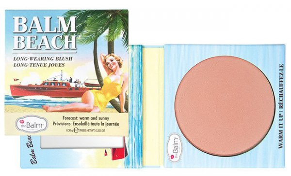 Balm Beach Long-Wearing Blush