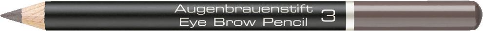 ARTDECO Augenbrauen Augenbrauenstift 1 Stck. Soft Brown 698600