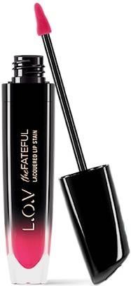 L.O.V Lippen THE FATEFUL Lacquered lip stain 5.3 ml LACQUERED GLAZE 100037625