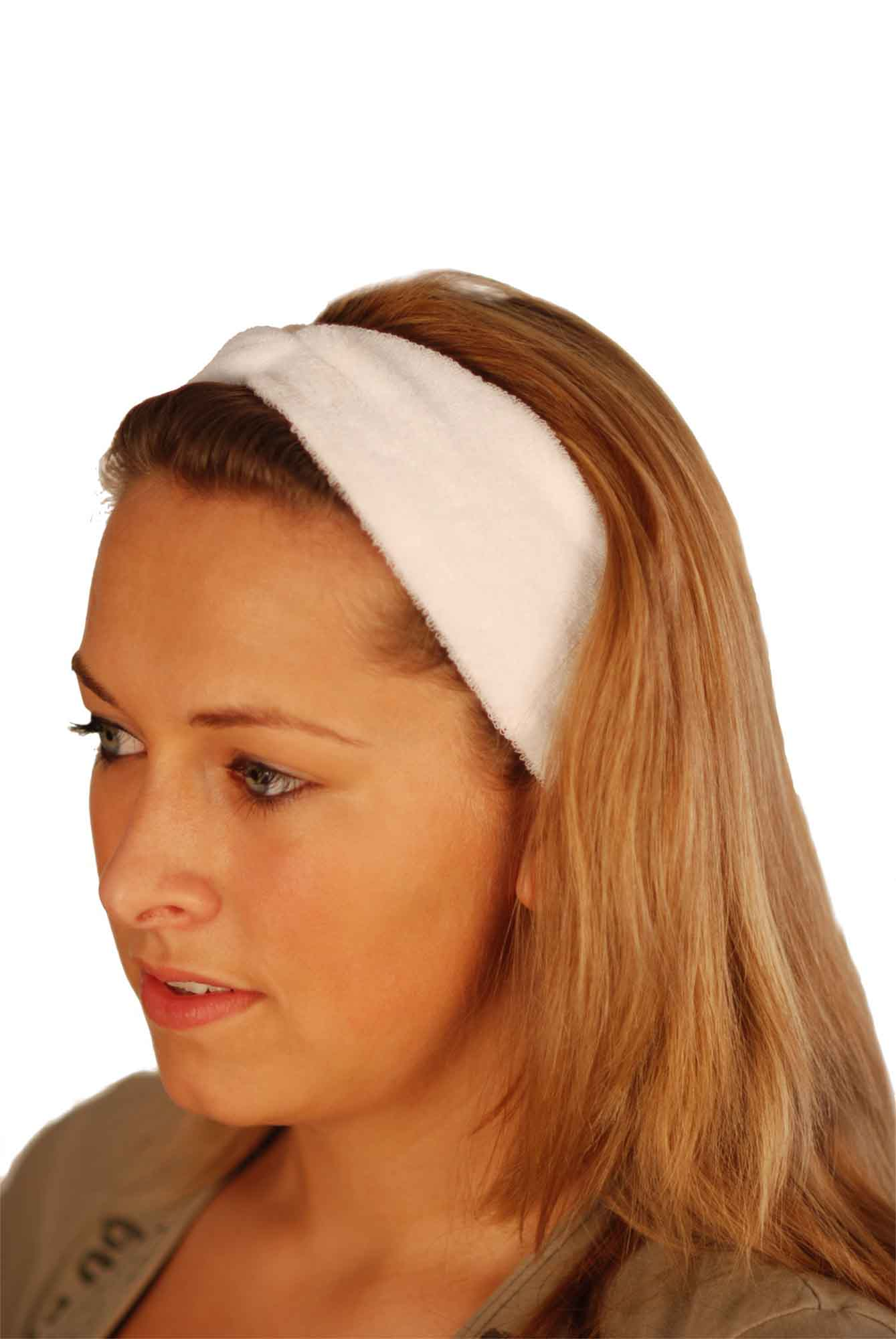 Fantasia Beauty-Accessoires Kosmetik-Haarband aus Baumwoll-Stretch 1 Stck. 686010