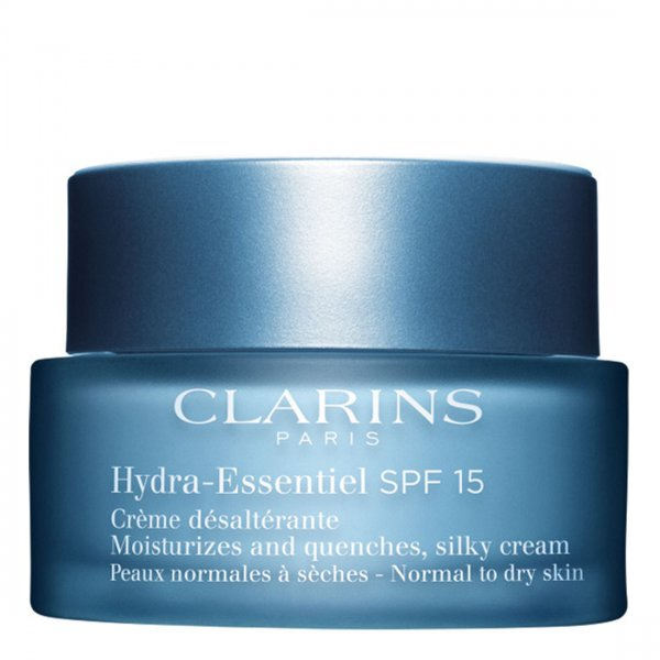 Hydra-Essentiel SPF 15 Crème désaltérante - Peaux normales à sèches