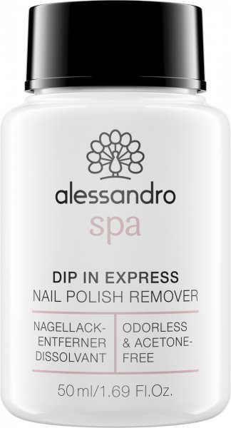 Spa Dip In Express Nail Polish Remover