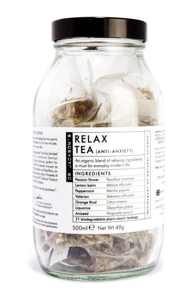 Relax Tea Bags
