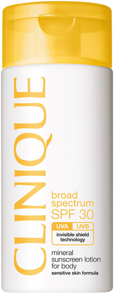 Mineral Sunscreen Lotion for Body SPF 30