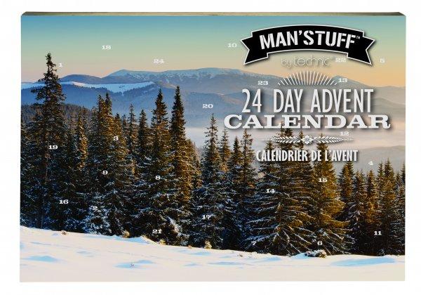 MAN'STUFF by technic Adventskalender