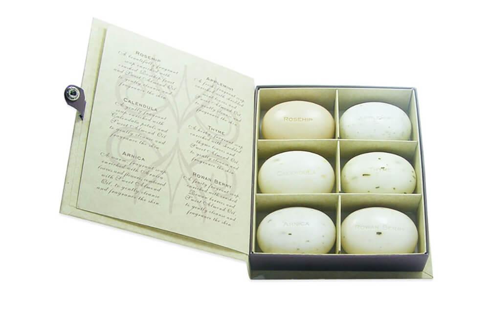 Bronnley Herbarium Soap Book 300 g 729332