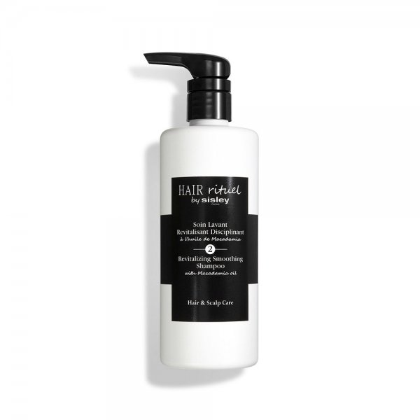 Soin Lavant Disciplinant à l'Huile de Macadamia - Umhüllendes Shampoo ohne Sulfate