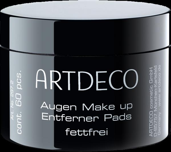 Make Up-Entferner Pads Fettfrei