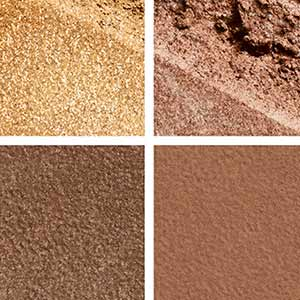 Brown Sugar Gradation