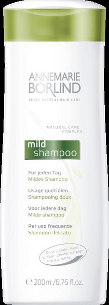 Mildes Shampoo