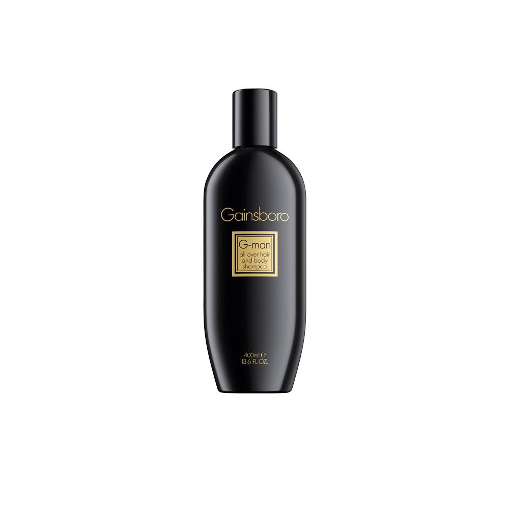 Gainsboro G-Man Hair & Body Shampoo 400 ml 750517