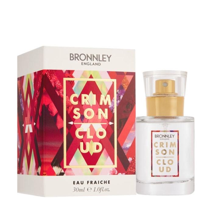Bronnley Eclectic Elements Crimson Cloud Eau Fraîche Spray 30 ml 826375
