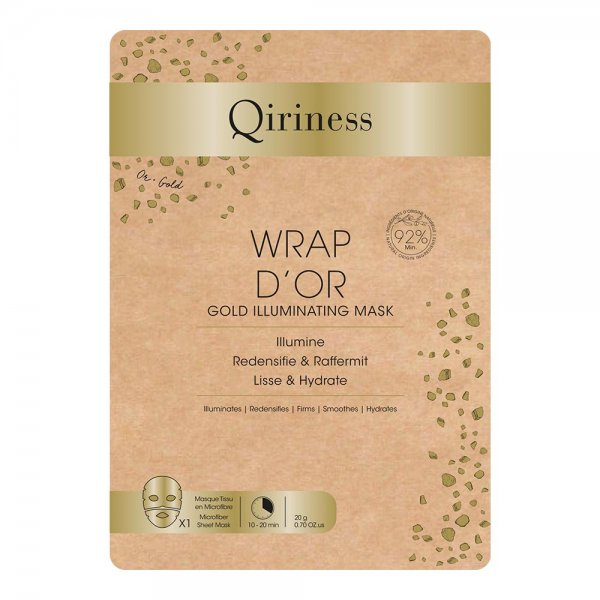 Wrap d'Or - Anti-Age Maske