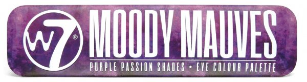 Moody Mauves Palette