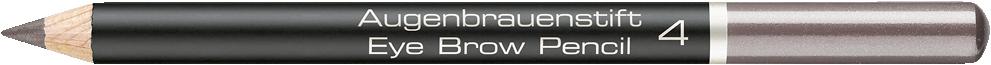 ARTDECO Augenbrauen Augenbrauenstift 1 Stck. Light Grey Brown 698601