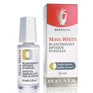 Mavala Nagellack Mava-White 10 ml 742858