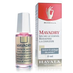 Mavala Nagellack; Nagelüberlack Mavadry 10 ml 742861