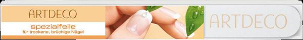 Spezialfeile für trockene brüchige Nägel