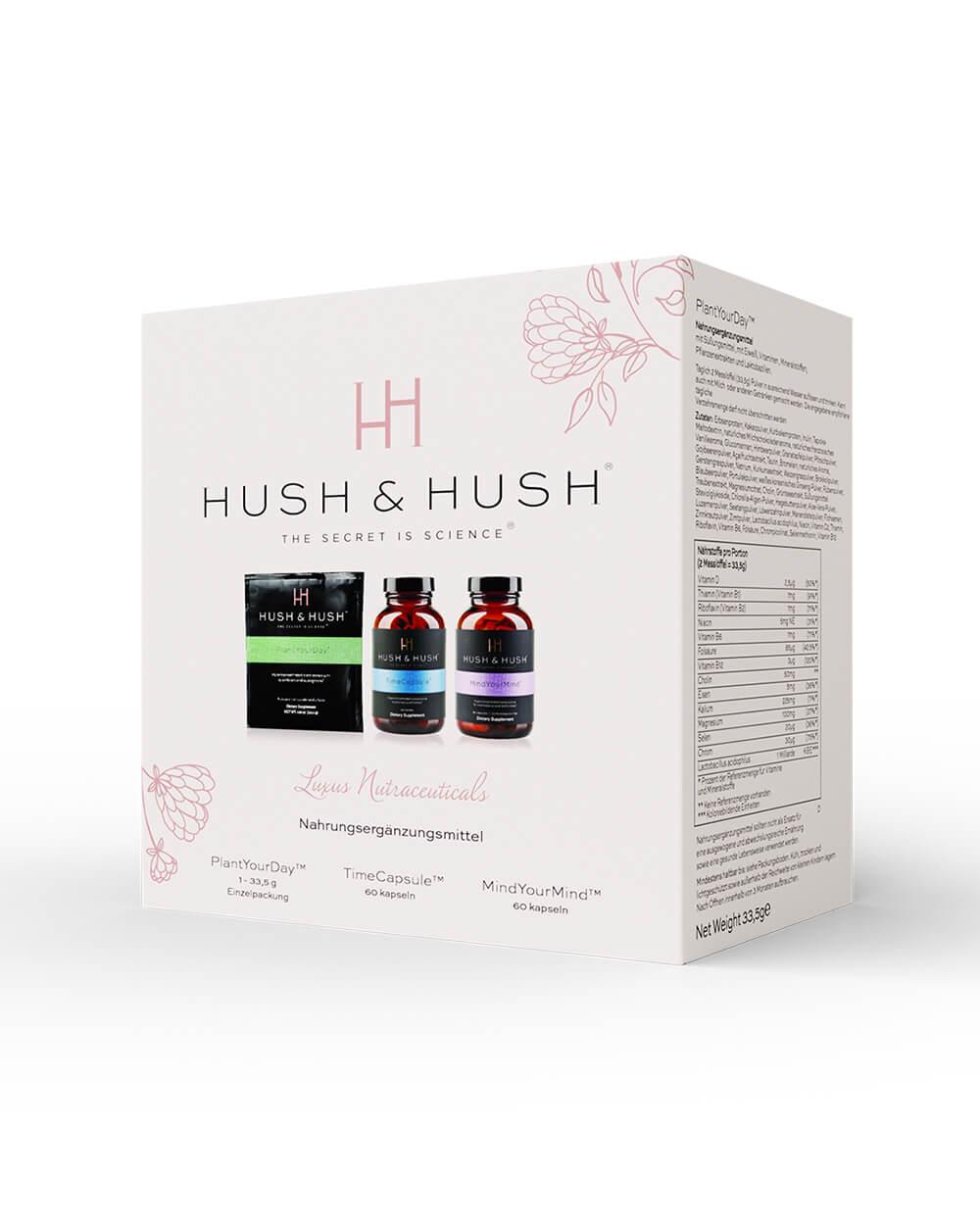 HUSH & HUSH Set Geschenkbox 3 Stück 100039384