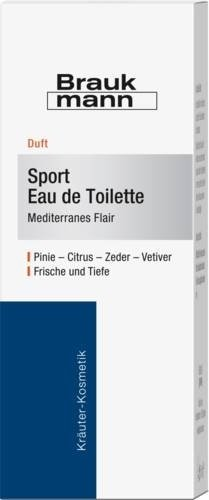 Sport Eau de Toilette Nat. Spray