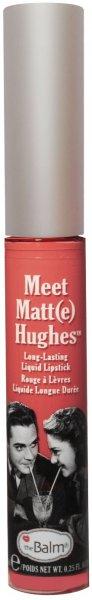 Meet Matt(e) Hughes™ Liquid Lipstick