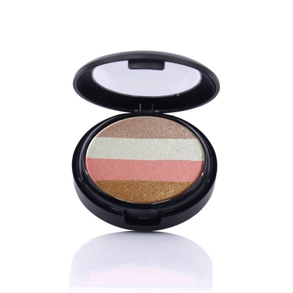 Blush Stripes - Illuminating